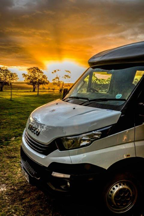 Camper Rescue mobile motorhome clinics and testing stations