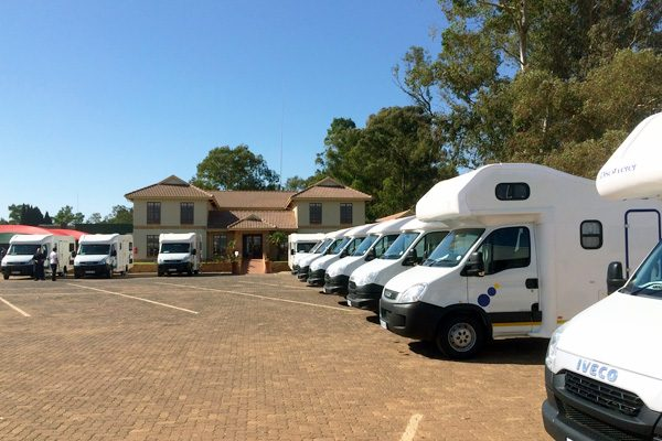 Camper Rescue mobile motorhome clinics and testing stations - by Bobo Campers